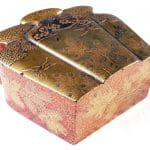 Antique Japanese Lacquer Box (HRA photo)
